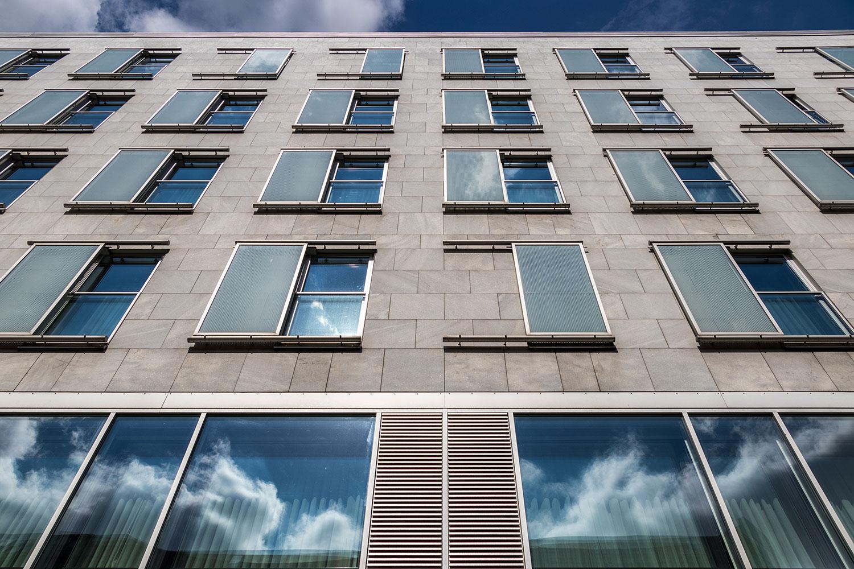 Hotel Adlon Berlin – Natursteinfassade