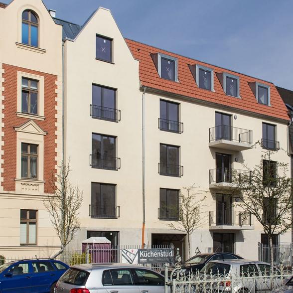 Baulücke in Babelsberg – Moderne Architektur – BÖHM Architekten